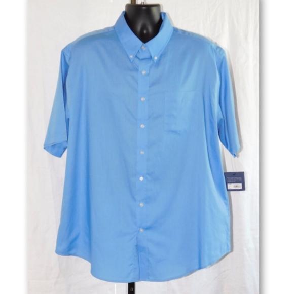 d35f360537b Croft   Barrow Short Sleeve Easy-Care Casual Shirt. NWT